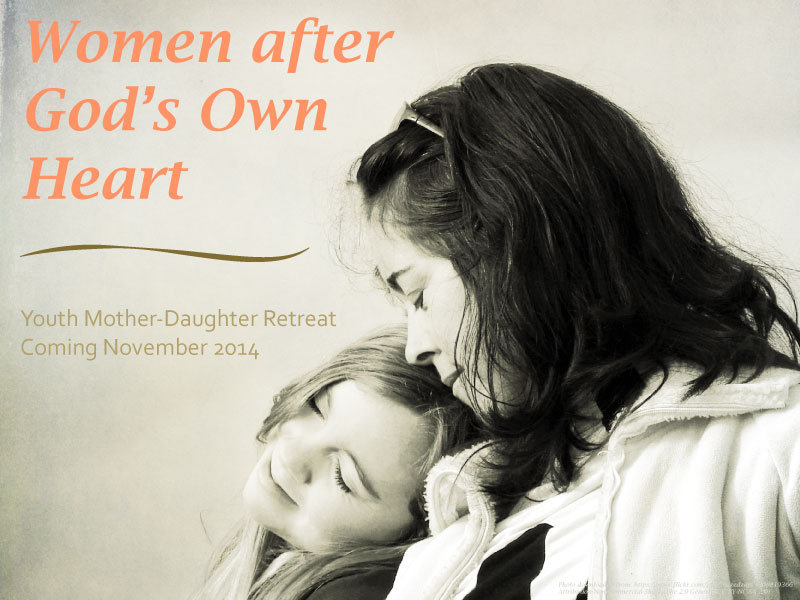 Mother/Daughter Retreat for Grades 6-12